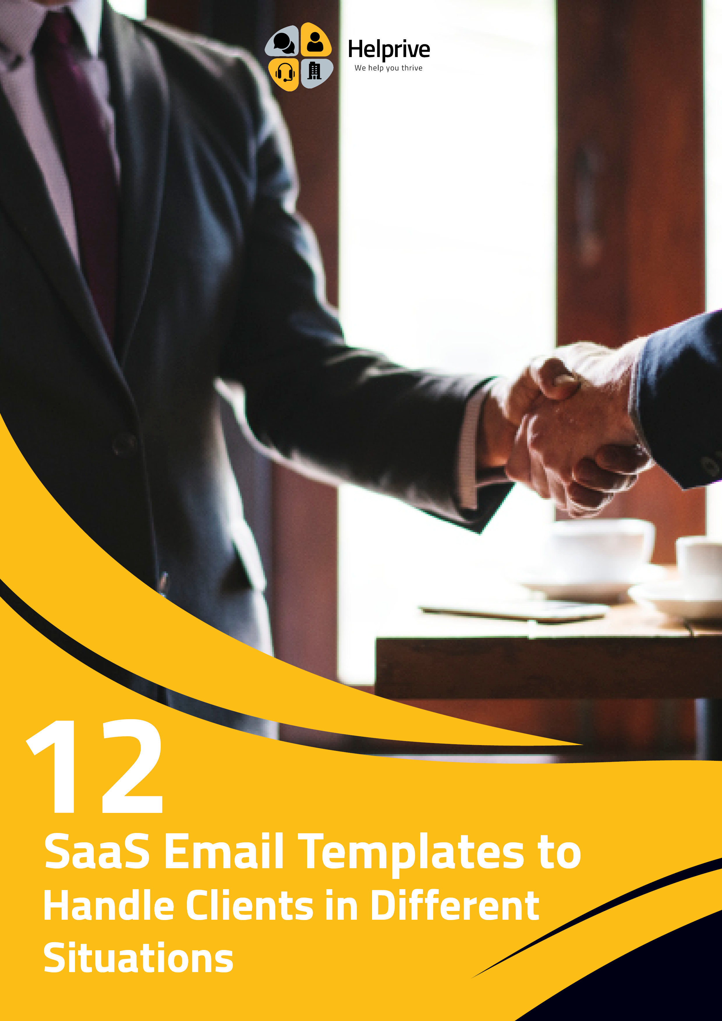 12 copy & paste SaaS customer service email templates